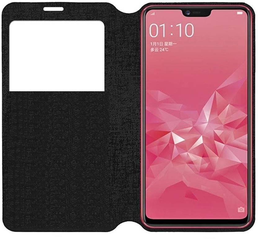 S-Fancy Flip Cover for Oppo A3s - S-Fancy : Flipkart com