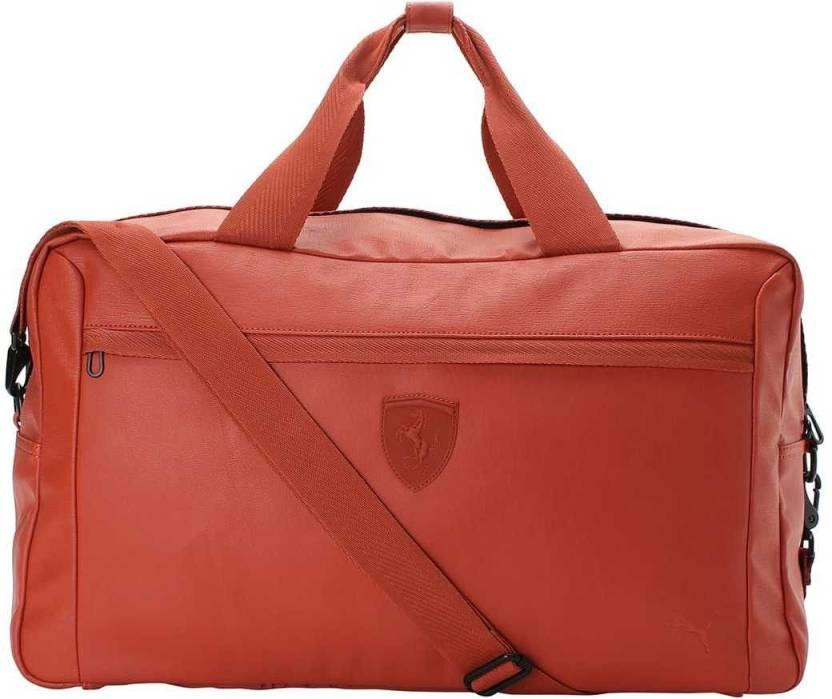 f2b44f3d22c6 Puma SF LS Weekender Travel Duffel Bag Bossa Nova - Price in India ...