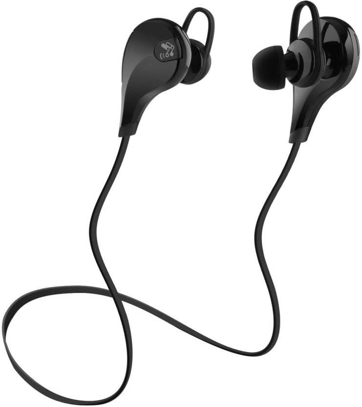 fd21b0a3264 KBOOM Wireless Bluetooth Earphones Headphones Handfree In-Ear Sports earbuds    CVC 6.0 Noise Cancelling ...