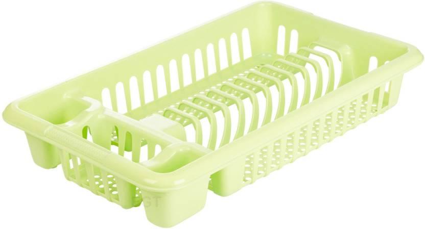 Joyo Plate Tray 47 Cm Dish Drainer Plastic Kitchen Rack