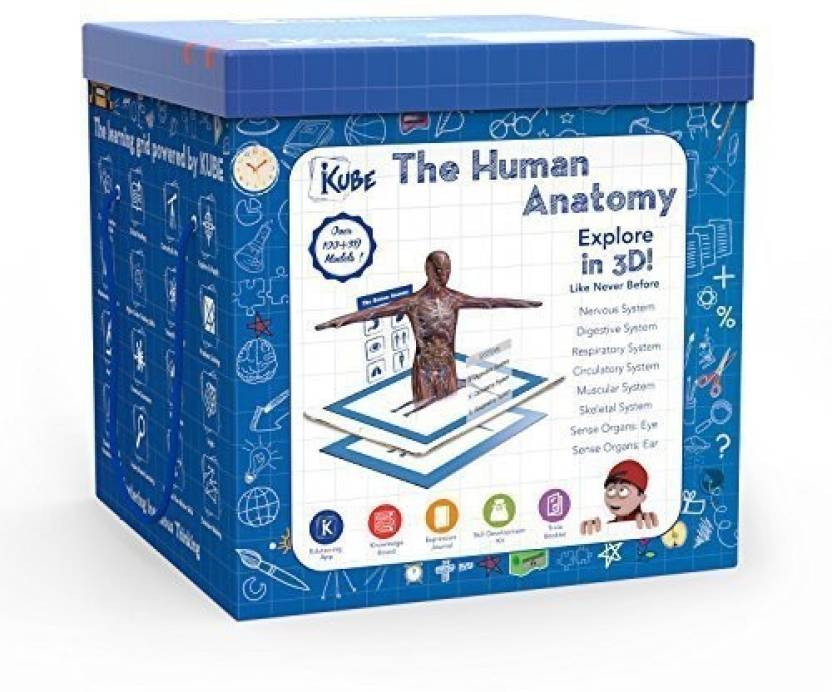 Kube The Human Anatomy Educational Game For Kids Above 9years Of
