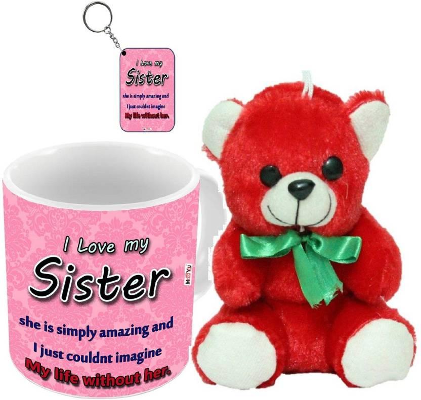 MEYOU Gifts For Raksha Bandhan Anniversary SisterBirthday Sister