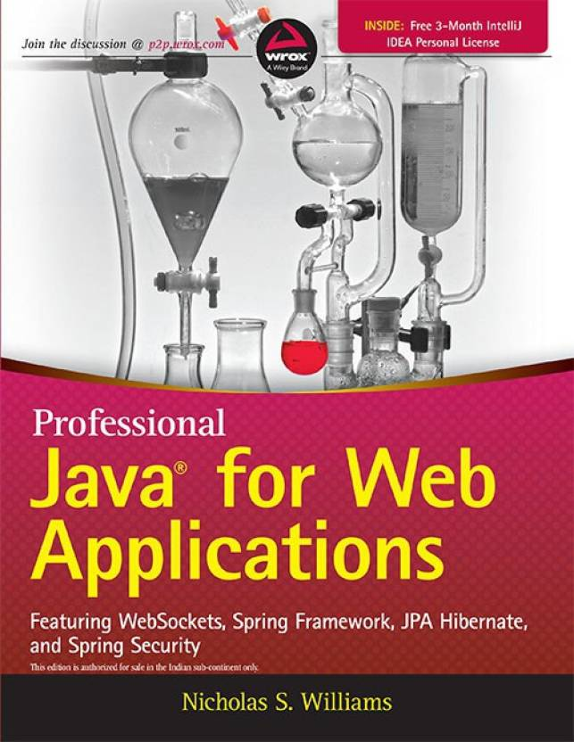 Professional Java for Web Applications: Buy Professional