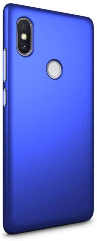 64f155cee1d Roxel Back Cover for Redmi Y2 (Dark Grey