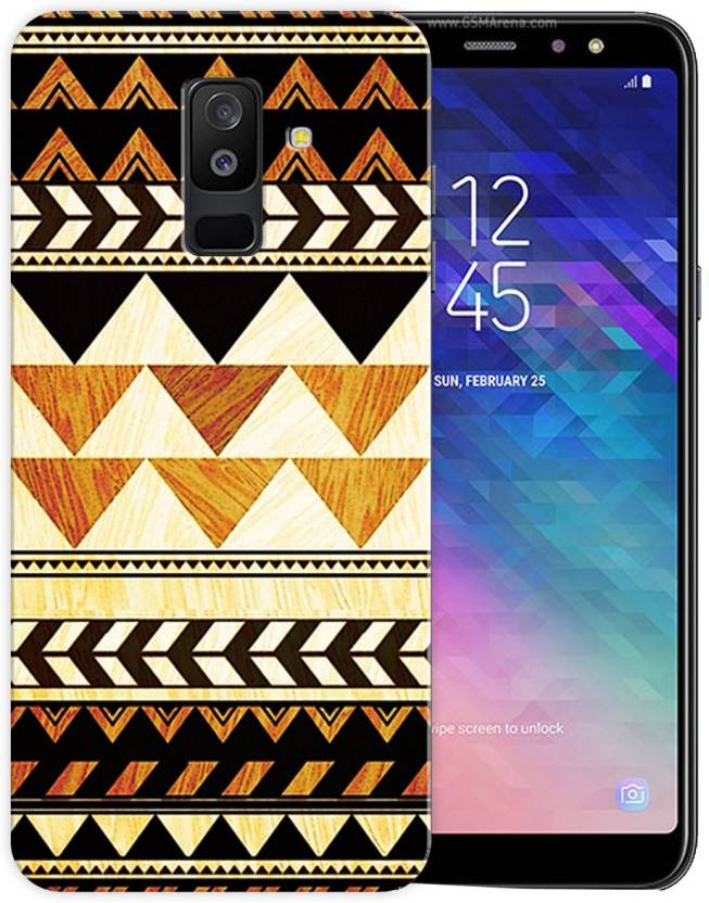 StreetMarket Back Cover for Samsung Galaxy A6 Plus - StreetMarket