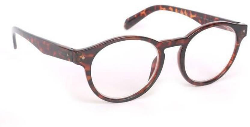 f1d2431b335 Polaroid Full Rim (+1.00) Round Reading Glasses Price in India - Buy ...