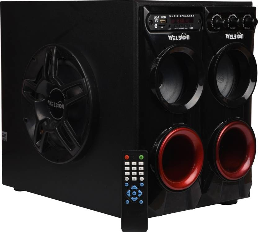 Welbon Bi Boss 2 Tower Speaker Price In India Buy Welbon Bi Boss 2