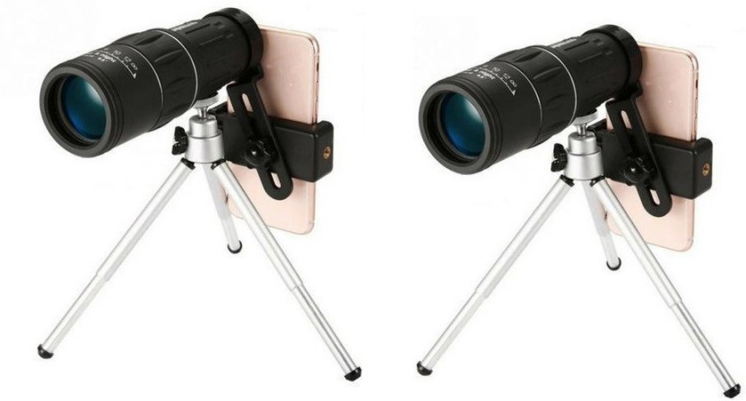Roq set of mm monocular telescope dual focus optics zoom