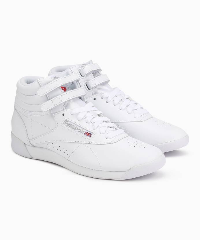 REEBOK CLASSICS F S HI Sneakers For Women - Buy WHITE SILVER Color ... d10579ecf