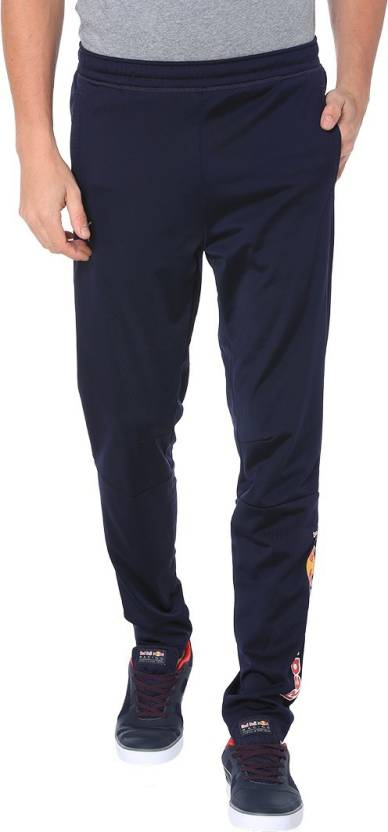 66d08f430404 Puma Printed Men Blue Track Pants - Buy Puma Printed Men Blue Track Pants  Online at Best Prices in India