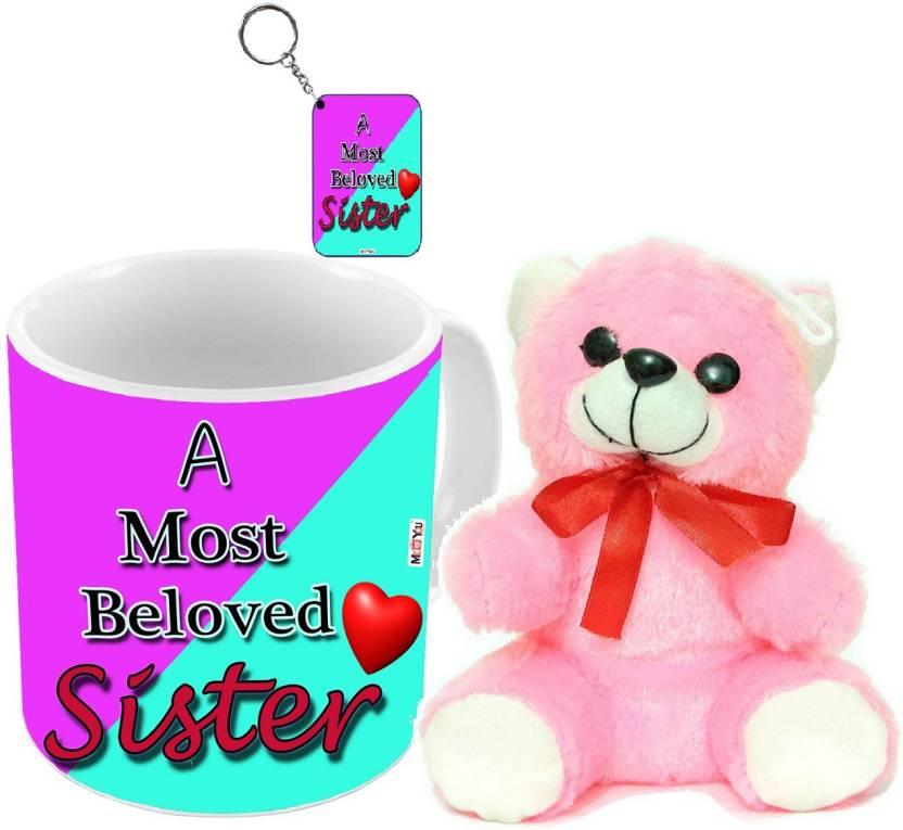 MEYOU Gifts For Raksha Bandhan Anniversary SisterBirthday Gift Sister