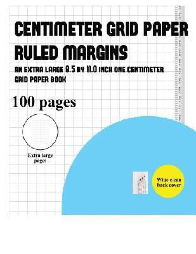 centimeter grid paper ruled margins buy centimeter grid paper