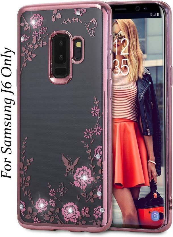 super popular 0b86c 5511e Fonovo Back Cover for Samsung Galaxy S9 Plus Rose Gold Case With 360 ...