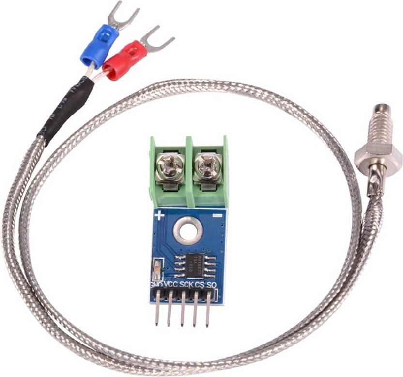 Robodo MAX6675 Thermocouple Temperature Sensor Module Type K