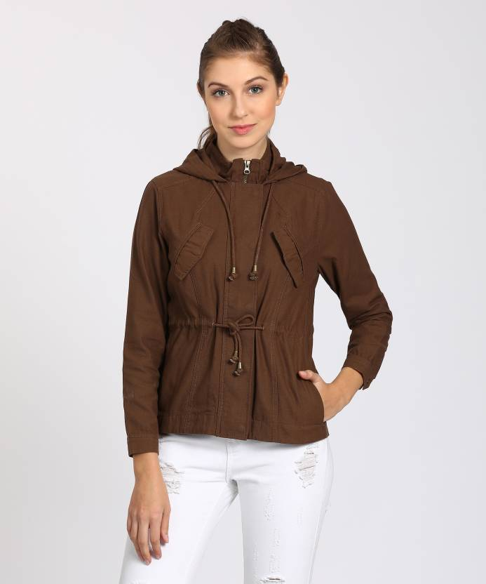 7148929e17bba People Full Sleeve Solid Women's Jacket - Buy beige People Full Sleeve  Solid Women's Jacket Online at Best Prices in India | Flipkart.com