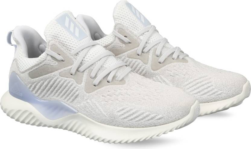 check out db949 2a211 ADIDAS ALPHABOUNCE BEYOND M Running Shoes For Men (White)