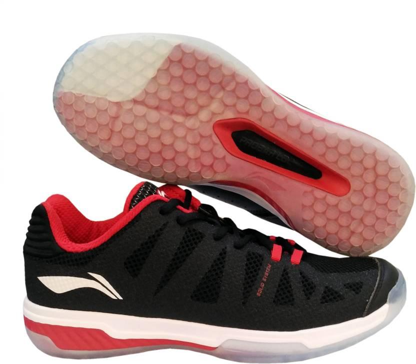 li ning cloud non marking professional badminton shoes badminton