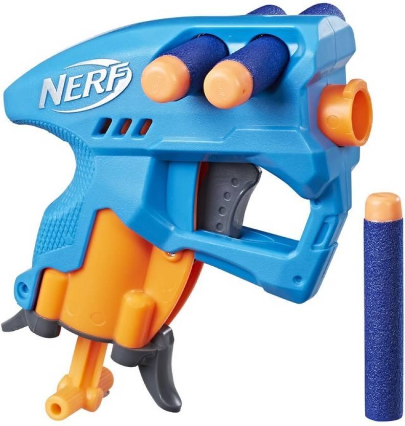 Nerf Nanofire Blue  (Blue)