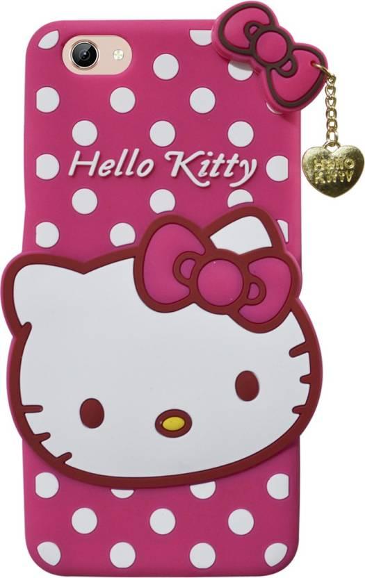 competitive price 2e99f 4dc33 Coverage Back Cover for Vivo Y71 - 1724 Hello Kitty - Coverage ...