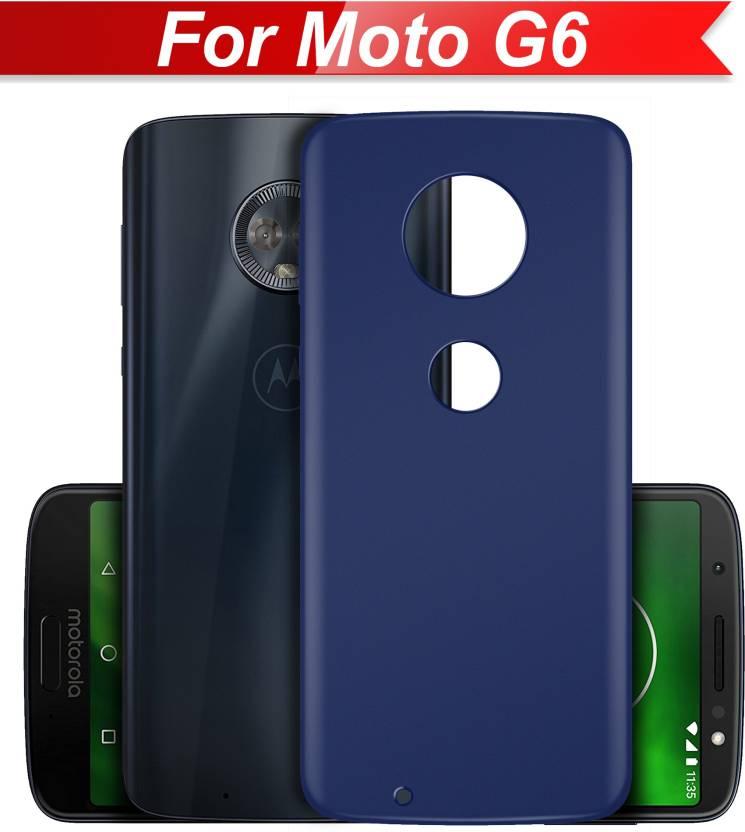 buy online 3fe0e 65528 Knotyy Back Cover for Motorola Moto G6