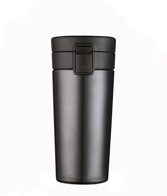 Menzy Friends Forever Vacuum Insulated Double Wall Travel Coffee Thermos Flask Or Cup With Sipper Lid