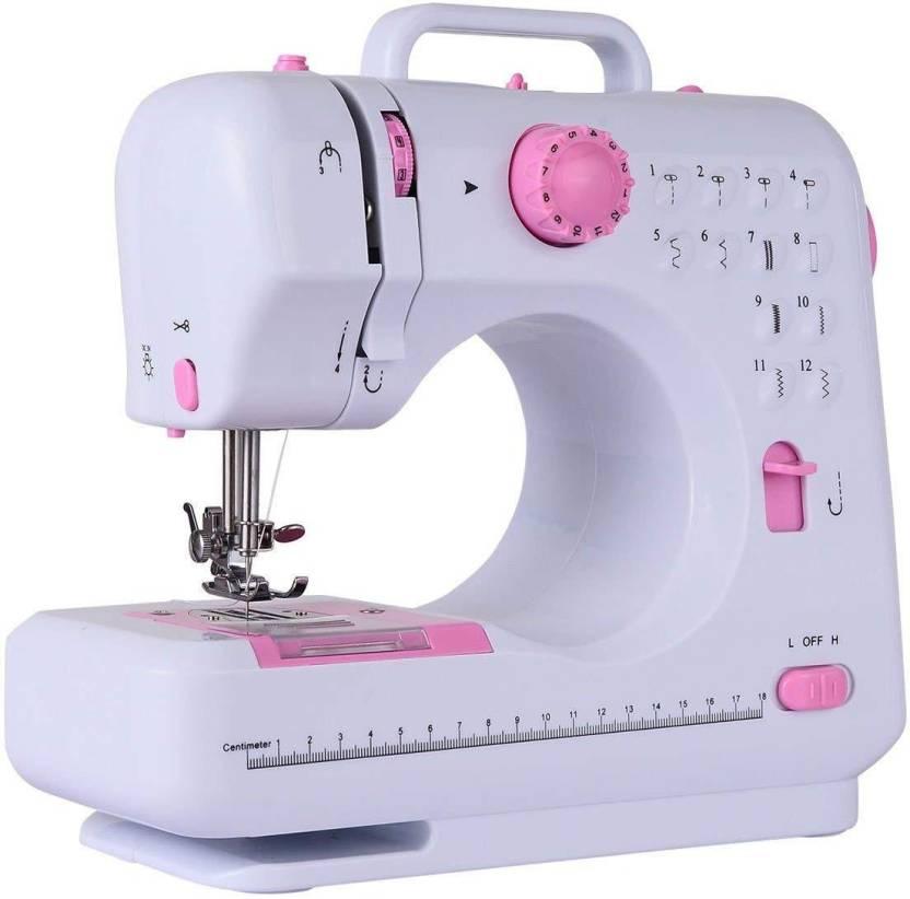XYDROZEN ™ Fashion Plus 40Stitch Two Speed Double Thread Interesting Sewing Machine Threads Online India
