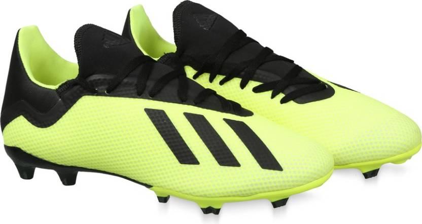 374e3306e ADIDAS X 18.3 FG Football Shoes For Men - Buy ADIDAS X 18.3 FG ...