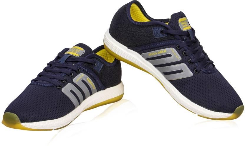Seega Gold Battle Running Shoes For Men - Buy Seega Gold Battle ... 9f25d325c
