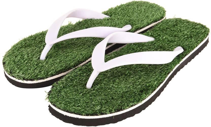 587b1fec8583 DRUNKEN Men s Grass Green Flip flop Fashion Slippers Size 8 Slippers - Buy  DRUNKEN Men s Grass Green Flip flop Fashion Slippers Size 8 Slippers Online  at ...