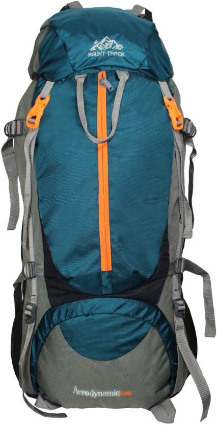 4941946a0832 Mount Track 9106 Aerodynamic, Hiking & Trekking Rucksack backpack with Rain  Cover Rucksack