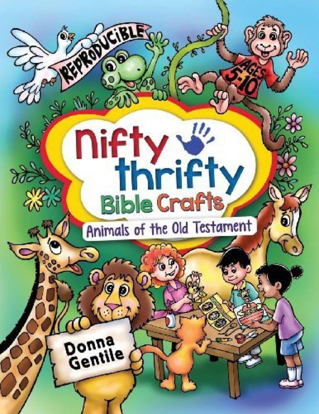 Generic Nifty Thrifty Bible Crafts Animals of the Old