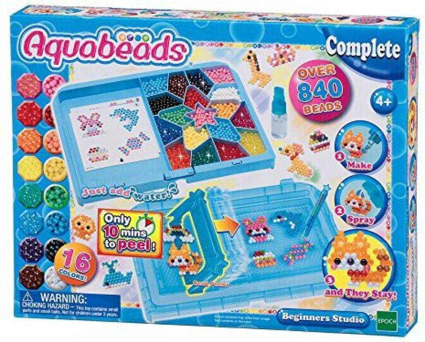 Aquabeads Beginners Studio Beginners Studio Shop For Aquabeads