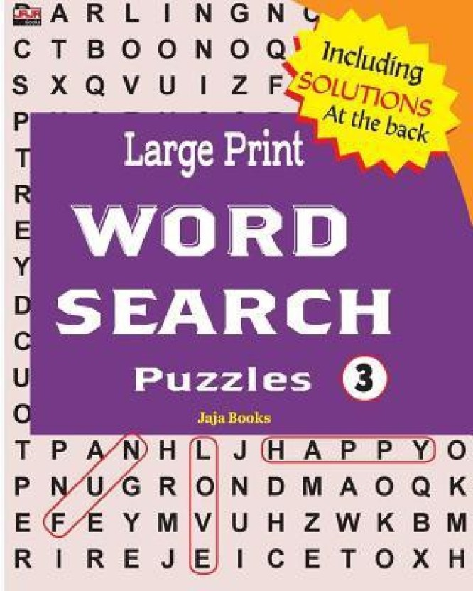 image regarding Large Printable Word Search named Superior Print Term Glimpse Puzzles 3: Get Superior Print Phrase