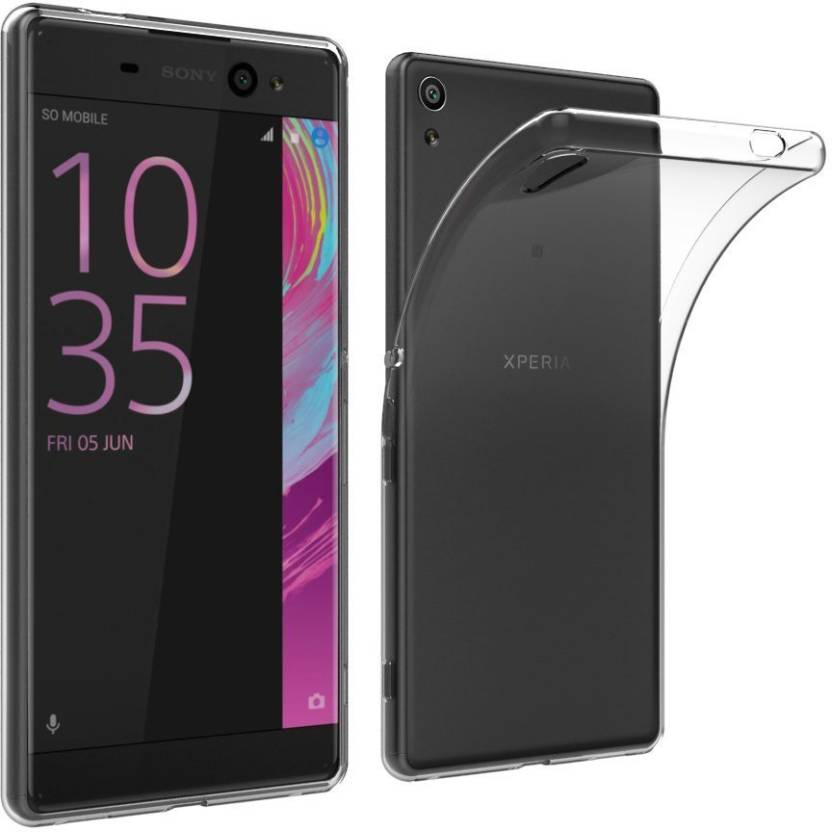 CHVTS Back Cover for Sony Xperia XA Ultra Dual Transparent