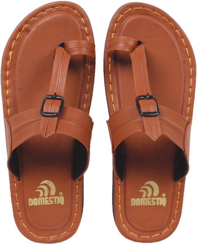 def94e9bafb04 Domestiq Stylish casual Flip Flops - Buy Domestiq Stylish casual Flip Flops  Online at Best Price - Shop Online for Footwears in India