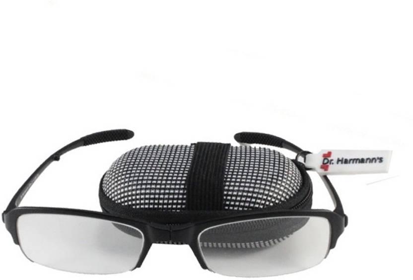 b209133b1dc Dr.Harmann s Full Rim (1.75) Rectangle Reading Glasses Price in ...