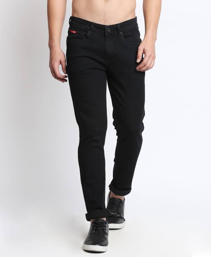 e4ef4f4b Lee Cooper by fbb Regular Men Black Jeans - Buy Lee Cooper by fbb Regular  Men Black Jeans Online at Best Prices in India   Flipkart.com