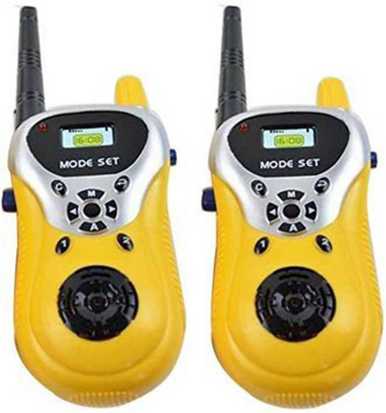 TamBoora WALKIE TALKIE SET FOR KIDS TO TALK BACK ,FUN PLAY AROUND 100  METERS Megaphone