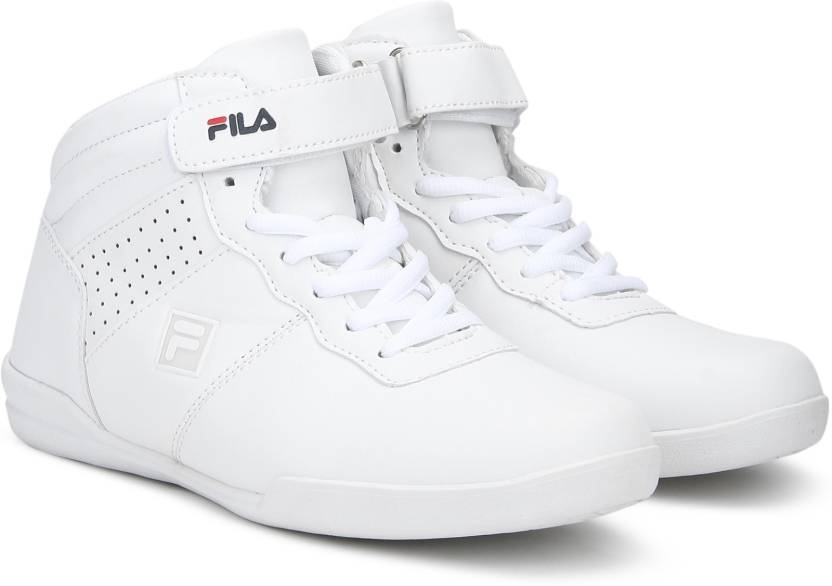 Fila MISHA Sneakers For Women - Buy WHT Color Fila MISHA Sneakers ... b664cc067