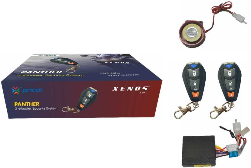 Container Stickers Xenos.Pricol Xenos One Way Bike Alarm Kit Price In India Buy