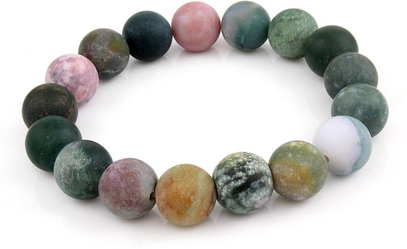 Nakabh Stone Jade Bracelet