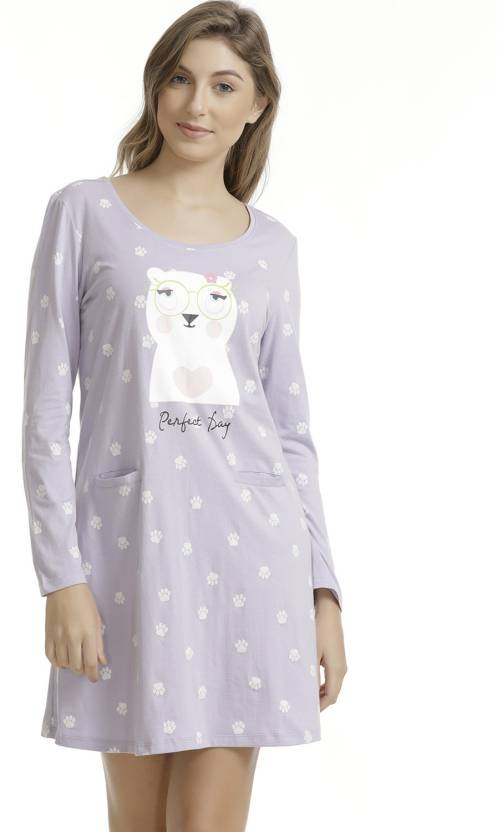 Zivame Women Nightshirts - Buy Zivame Women Nightshirts Online at ... d8e8e8d0d
