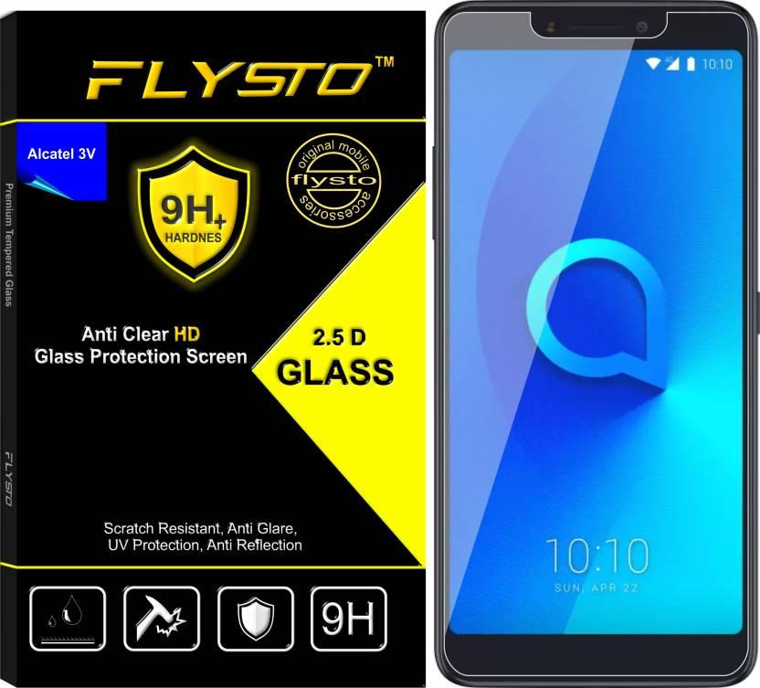 flysto Screen Guard for Alcatel 3V