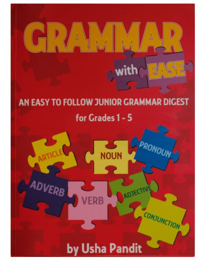 Grammar with Ease: Buy Grammar with Ease by Usha Pandit at