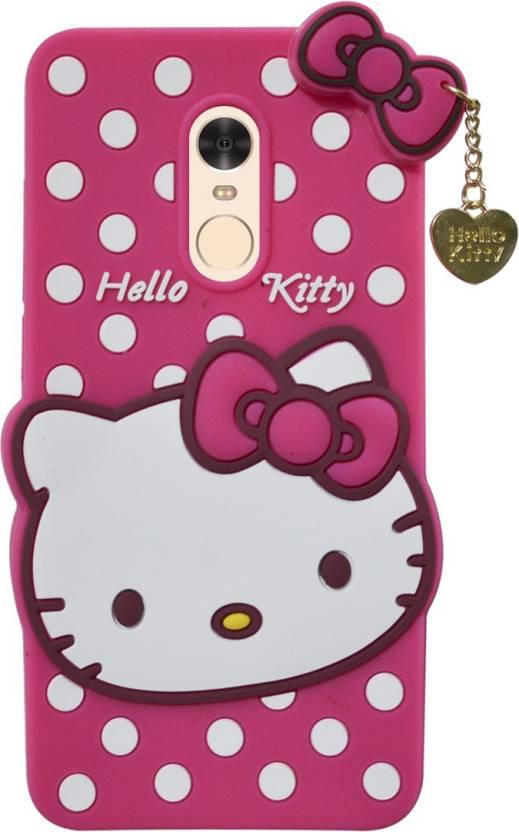 new concept f6353 bcdb3 Coverage Back Cover for Xiaomi Redmi 5 Hello Kitty - Coverage ...