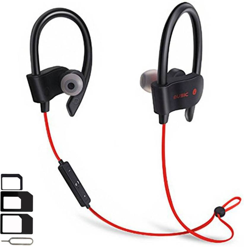 85aa4b474af ShopReals Headset Accessory Combo for OnePlus 2, Oneplus 3, OnePlus 3T,  OnePlus 4, OnePlus 5, OnePlus 5T, OnePlus 6 Wireless Bluetooth In-Ear  Headphones ...