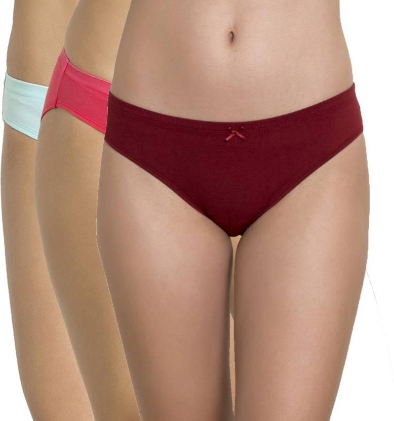 ad5f4376e2e5 Zivame Women's Hipster Multicolor Panty - Buy Zivame Women's Hipster ...