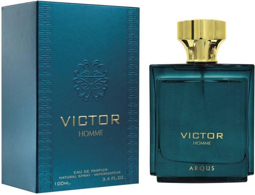 Buy Arqus Victor Homme Perfume Eau De Parfum 100 Ml Online In
