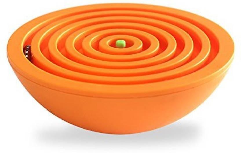 Generic 3D Maze Puzzle Balance Labyrinth Semicircle Ball