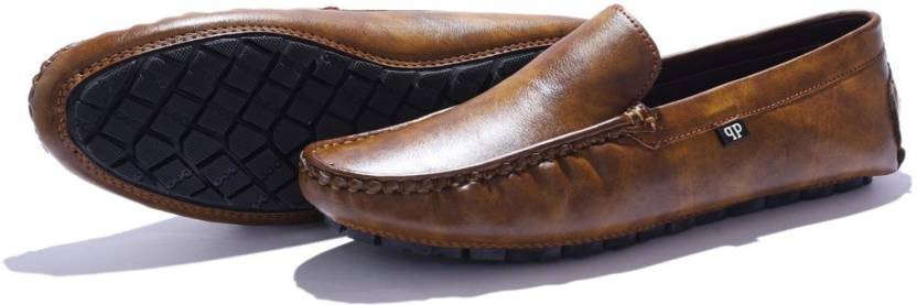 feb5aeef422 Hush Berry Designer Collection Comfortable Party Wear Synthetic Leather  Loafer Shoes Loafers For Men